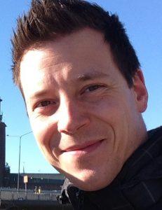 Legitimerad Kiropraktor Johannes Nordenstam